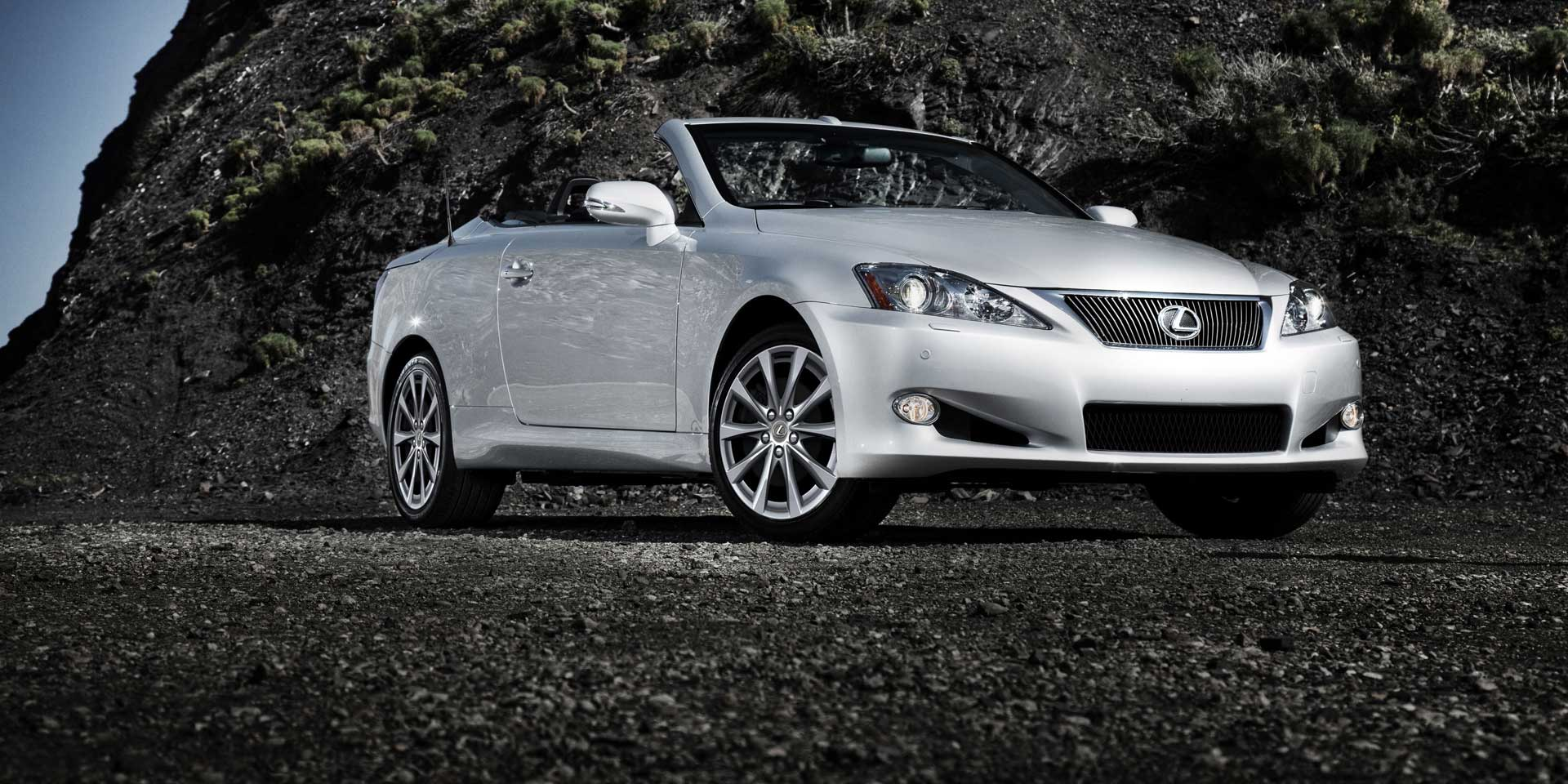 2015 Lexus IS Convertible