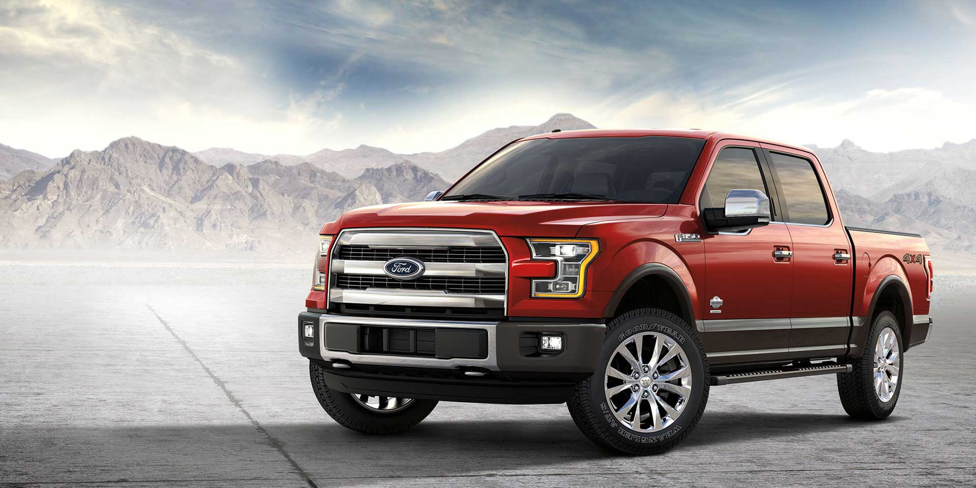 Ford F  The Ford F  Is The Perennial Bestselling Vehicle In The U S For  It Adds An Available  Speed Automatic Transmission And A New