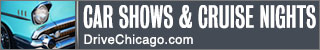 Chicago Car Shows and Cruise Nights